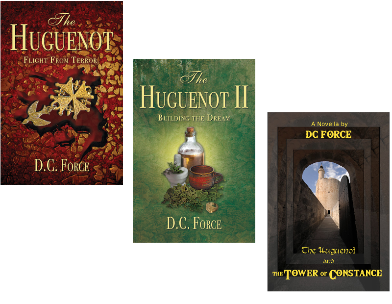 Books by D.C. Force