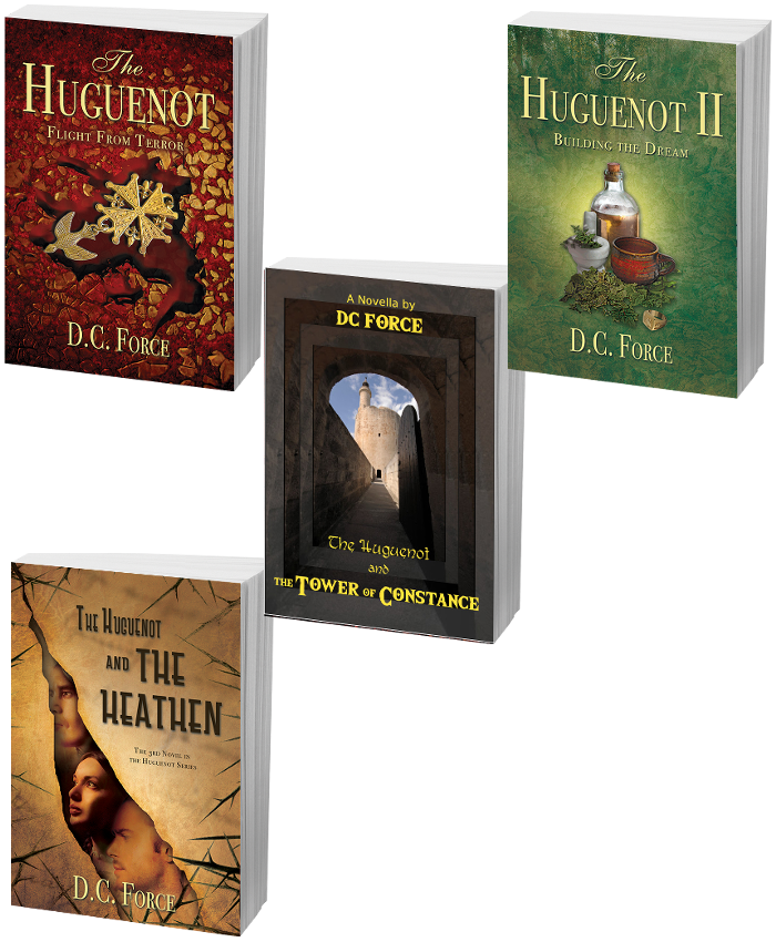 The Huguenot by D.C. Force
